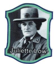 Girl Boy Photo JULIETTE GORDON LOW Founder Fun Patches Crests Badges SCOUT GUIDE