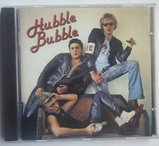 Hubble Bubble S/T CD Nat Records Japanese Release Rare Brussels Punk 1977 Pack