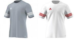 Adidas maglietta Originale tecnica corsa jogging calcio tempo libero Sport