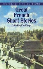 Great French Short Stories (Dover Thrift Editions) by Paul Negri