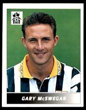 Panini Football League 95 - Gary McSwegan (Notts County) No. 168