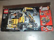 Lego technic : set 8292 - Camion Nacelle ou benne avec moteur