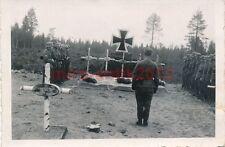 Foto, deutsche Soldaten werden beerdigt (N)1669