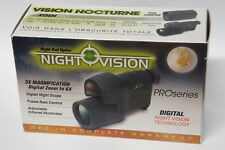 Night Owl Optics xgen pro dispositif vision nuit article neuf 3x Grossissement