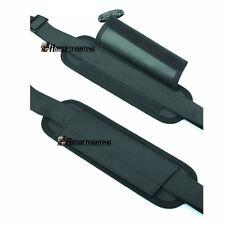 1X Tactical Detachable Nonslip Pad Shoulder Strap for Backpack Shoulder Bag BK
