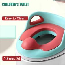 Children Pot Portable  Baby Potty Training Seat Travel Toilet Seat With Armrests