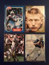 1999 Upper Deck # 117 JOHNNY UNITAS Lot 4 Indianapolis Colts 1988 Swell #120