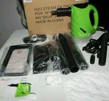 Kit de Accesorios de Lujo THANE H2O Steam FX Pro