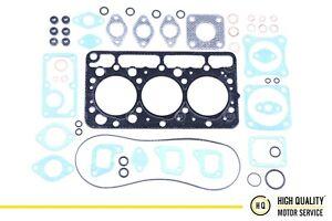 Upper Gasket kit for Kubota, 07916-24410, 15583-03310, D850.
