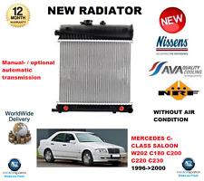 PARA MERCEDES BENZ CLASE C SALOON W202 C180 C200 C220 C230 1996-2000 RADIADOR