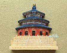 Peking Himmelstempel, China Reiseandenken Reise Souvenir 3D Kühlschrank Magnet