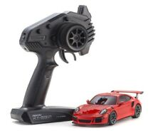 Kyosho 32321OR Mini-Z RWD Porsche 911 GT3 RS lavaorange Car Readyset RTR