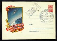 Space Exploration SPUTNIK 3 SATELLITE 1958 Vilnius Russia Space Cover (A5669)