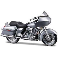 Artículos de automodelismo y aeromodelismo color principal negro Harley-Davidson de escala 1:18