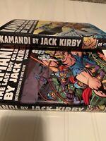JACK KIRBY'S DC COMICS KAMANDI OMNIBUS VOL 1 & 2 HC/DJ (VF/NM)