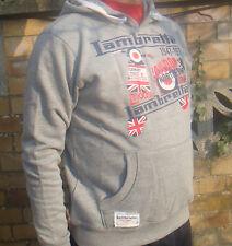 Brand new LAMBRETTA HOODED sweatshirt HOODIE TRACKSUIT TOP size S