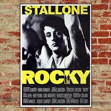 Poster Film Rocky - Sylvester Stallone - Formato: 35x50 CM