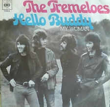 """7"""" 1971 BEAT KULT IN VG+ ! THE TREMELOES : Hello Buddy"""