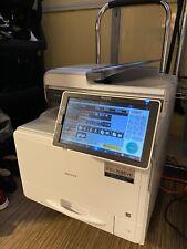 Ricoh Mp C307 Color Copier Printer Scannernear Mint Condition Local Pick Up