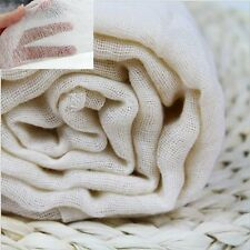 5 Yard Width 36'' White Bleached Gauze Cheese Cloth Fabric Butter Muslin Kitchen