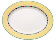 Villeroy & Boch  Twist Alea Limone  Platte oval 41 cm