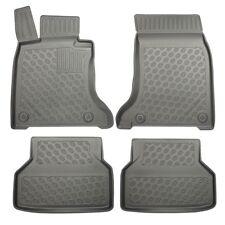 OPPL Fußraumschalen 4-teilig statt Gummimatte für BMW 5er E61 E60  2003-2010