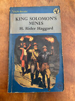 King Solomon's Mines - Paperback - H. Rider Haggard - 1951