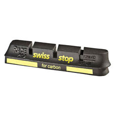 Swiss Stop RacePro Black Prince Carbon Brake Pad Set-Campagnolo Compatible