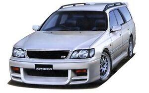 1:24 Scale Fujimi Nissan Stagea RS260 Autech 25X Four RB26DETT Model Kit #684 VE