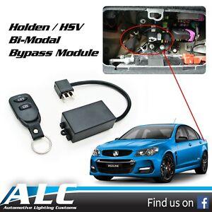 Holden VF/ HSV Plug & Play Bi-Modal Bypass Module SS SSV Redline Clubsport Maloo