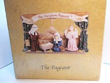 Boyds Stuff The Christmas Pageant New c