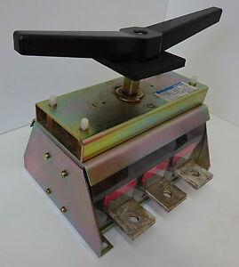 Vynckier DILOS 1.1000 FWA-HLD Leistungsschalter Circuit Breaker 1000A 3 polig