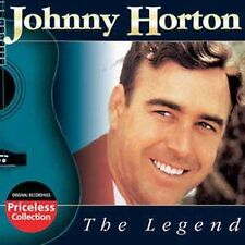 JOHNNY HORTON - THE LEGEND - NEW SEALED CD