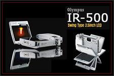 OLYMPUS IR-500 WITH DOCKING STATION IN ORIGINAL OLYMPUS BOX
