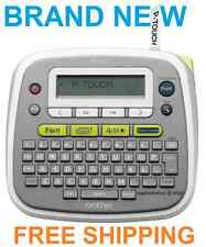 Brother P-Touch PT-D200 Home and Office Label Printer (Label Maker, Labeler)