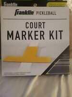 Franklin Pickleball Court Marker Kit - Brand New -