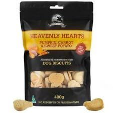 Pumpkin, carrot and sweet potato - 400g - Heart Shaped - Dog Biscuit