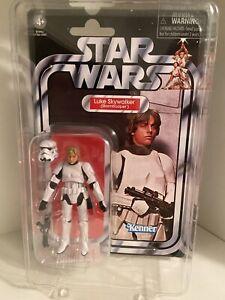 Star Wars Vintage Collection Luke Skywalker Stormtrooper Disguise