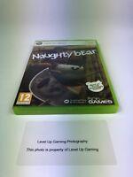 Naughty Bear Xbox 360 UK PAL **FREE UK POSTAGE**
