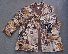 Coldwater Creek Blazer/Jacket, womens size 16