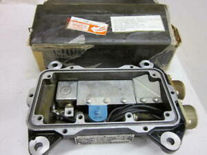 Willys M38 M38A1 Jeep G740 G758 M37 Dodge Truck G741 Voltage Regulator Base NOS