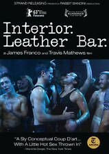 INTERIOR. LEATHER BAR rare Gay Interest unrated dvd JAMES FRANCO Val Lauren
