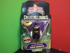 Power Rangers Collectible Figures Super Legends Gold Ranger
