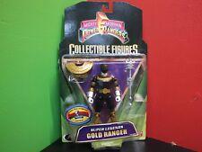 Power Rangers Collectible Figures Super Legends Gold Ranger
