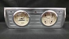 1941 1942 1943 1944 1945 1946  CHEVY TRUCK QUAD GAUGE CLUSTER TAN