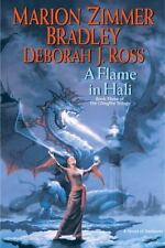 A Flame in Hali  (The Clingfire, Book 3)-ExLibrary