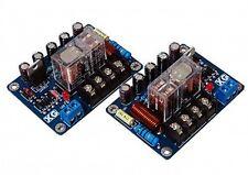 1pair High quality Mono UPC1237 mirror symmetry circuit Speaker protection board