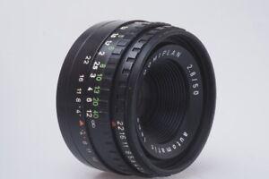 Meyer Optik Görlitz Domiplan 1:2.8 / 50mm Objektiv lens M42 screw mount /M028
