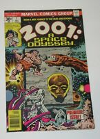 2001 A Space Odyssey #1 1976 Marvel Comics