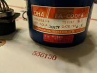 OHA25K-4 Tamagawa FA-CODER TS5787N1 for Mitsubishi Servo Motor Rotary Encoder